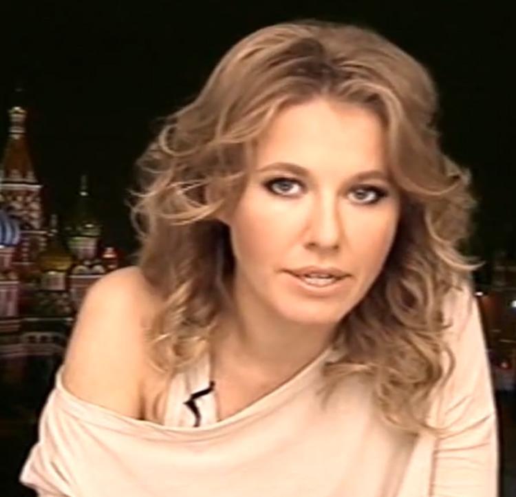 Ксения Собчак прокомментировала результат игры Россия - Алжир