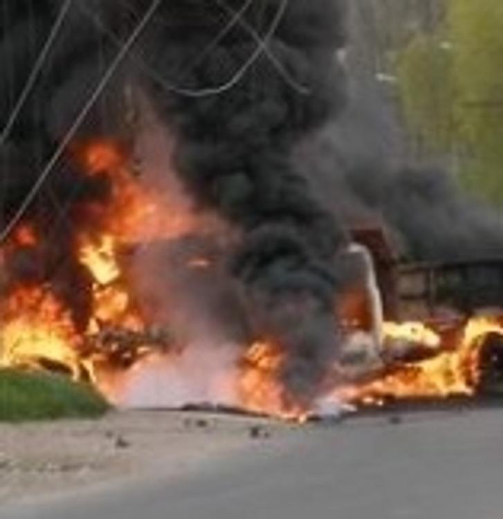 Ополченцы Донбасса сбили транспортный Ан-26 украинских ВВС