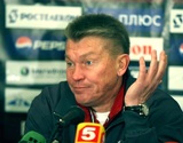 Олег Блохин требует компенсацию