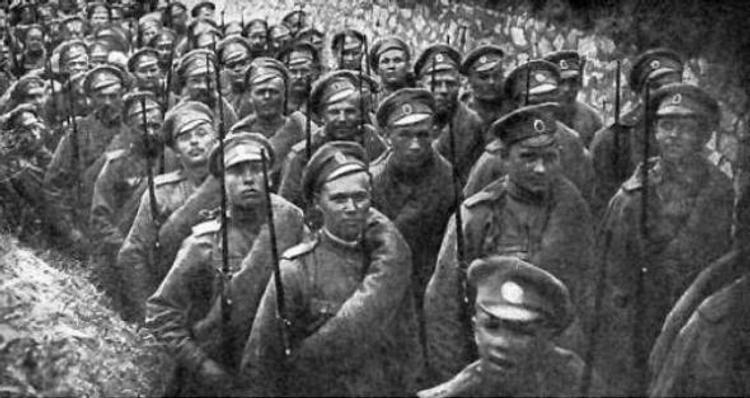 Первая мировая война: украденная победа России?