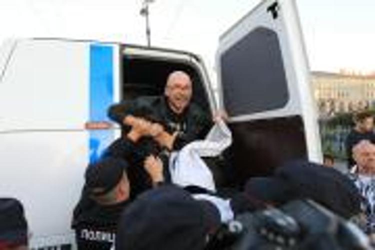 Лидера арт-группы «Война» экстрадируют из Италии в Россию