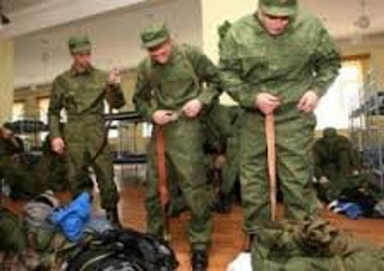 Генштаб РФ отрицает связь сборов резервистов с Украиной