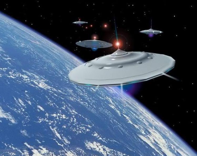 NASA опубликовало запись испытаний летающей тарелки (ВИДЕО)