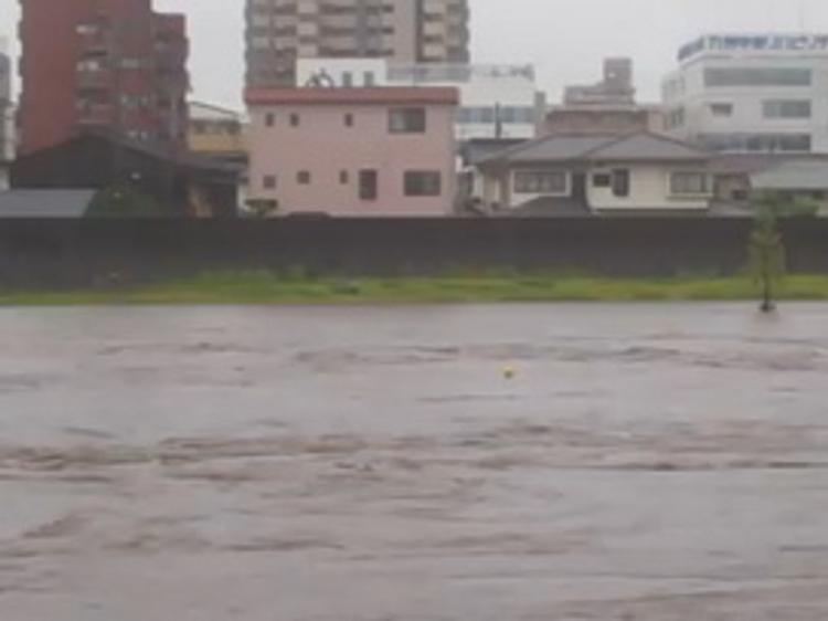Стихийное бедствие в Японии: 18 погибших
