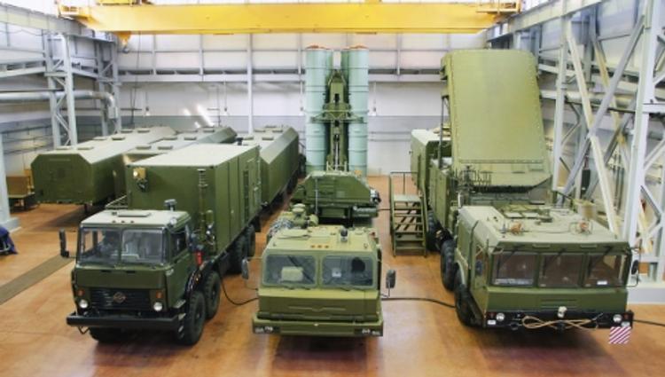 Первая ЗРС С-500 поступит в войска, обеспечивающие прикрытие Москвы