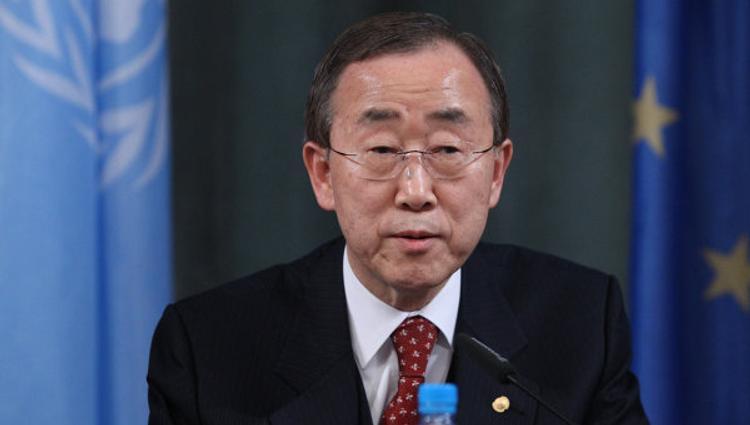Генсек ООН призвал прекратить огонь для доставки гуманитарного груза