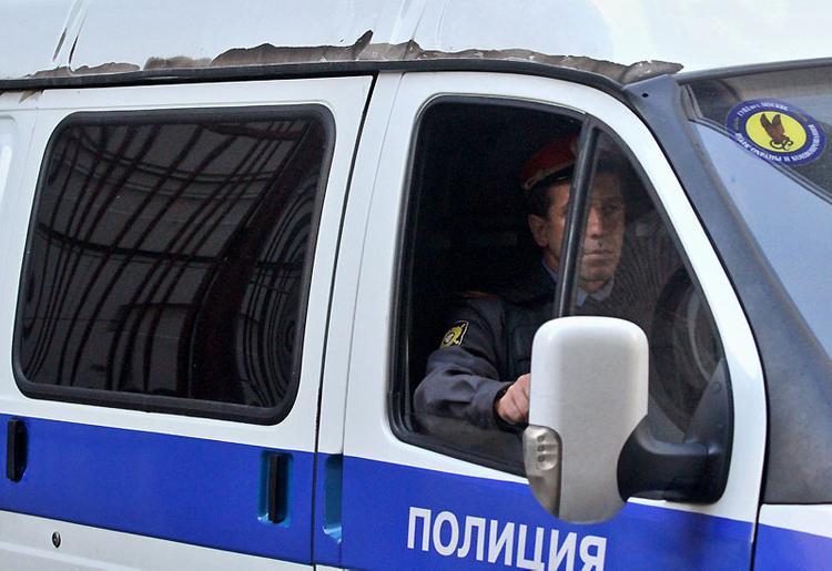 В Москве на Ленинградском шоссе найдена задушенная женщина
