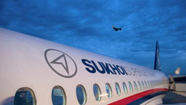 Россия поставит Вьетнаму Sukhoi SuperJet