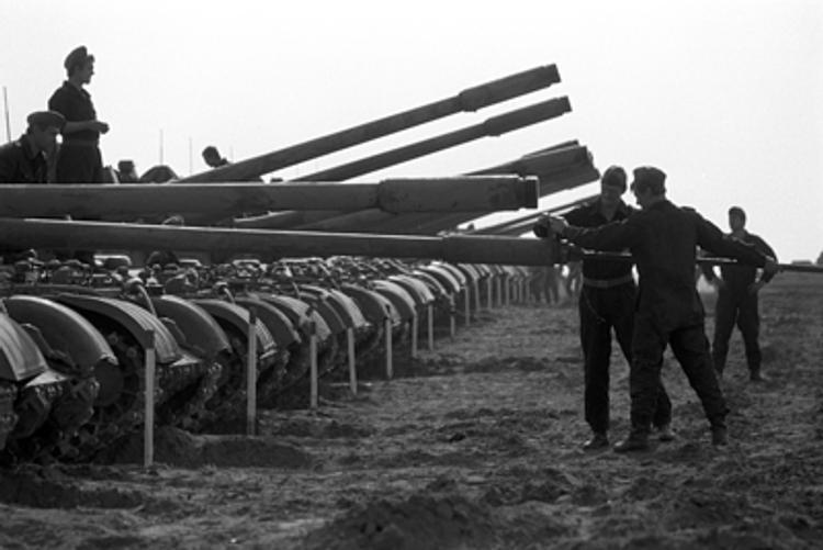 На военные сборы призваны 5 тысяч резервистов Восточного ВО