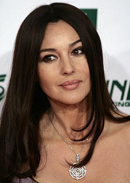 Актриса Моника Беллуччи отмечает юбилей