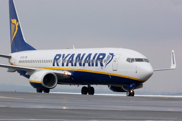 Пассажиры Ryanair испытали легкий шок
