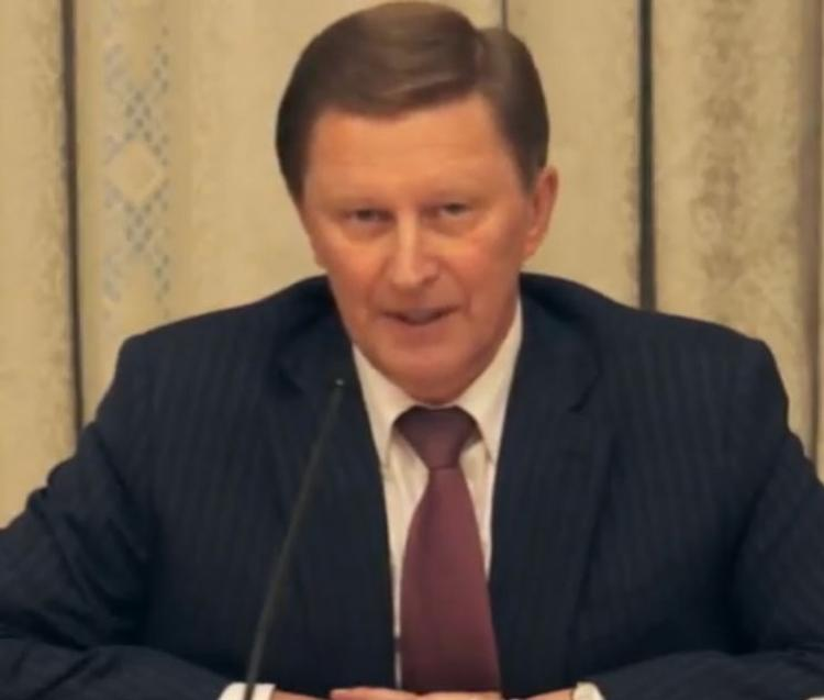 Иванов: настоящие санкции вводит только Совет Безопасности ООН