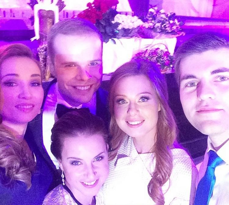 свадьба савичевой фото со свадьбы