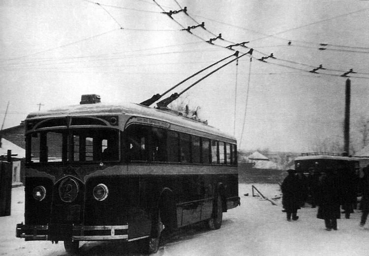 За что водителям троллейбуса наливали 100 грамм
