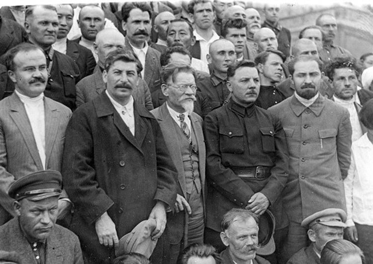 Как большевики меняли ориентацию