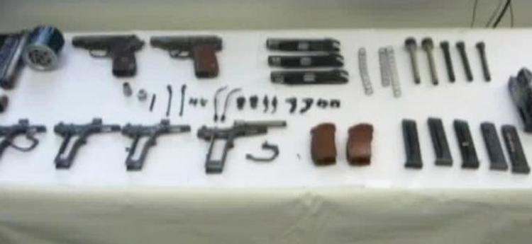 На банду ГТА работал  собственный мастер-оружейник