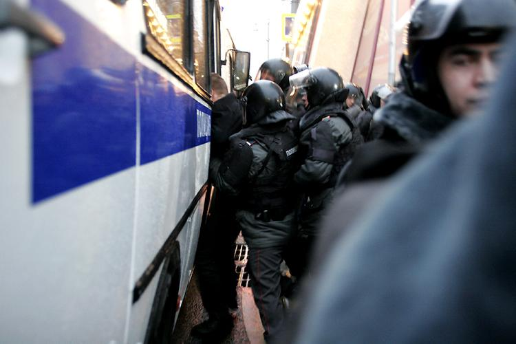 МВД: В Москве задержаны налетчики на инкассаторов