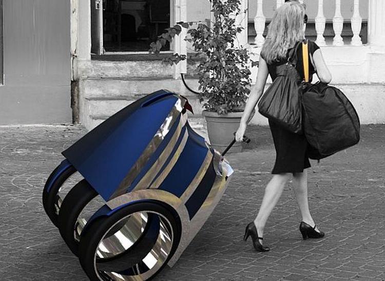 Туристам в Венеции запрещают перевозить шумный багаж