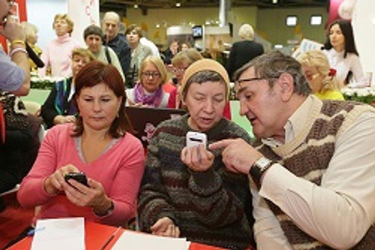 Москвичи передают свои гаджеты нуждающимся
