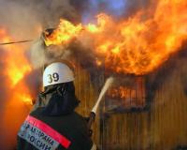 Пожар в здании ФСБ в Махачкале был локализован
