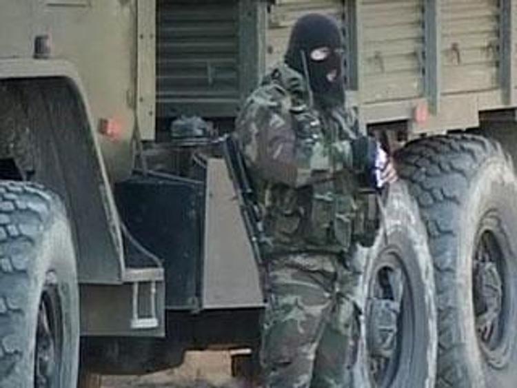 КТО в Нальчике: боевики заблокированы, идет перестрелка