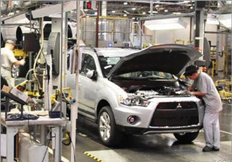 В Калуге приостановлена сборка Peugeot, Citroen и Mitsubishi