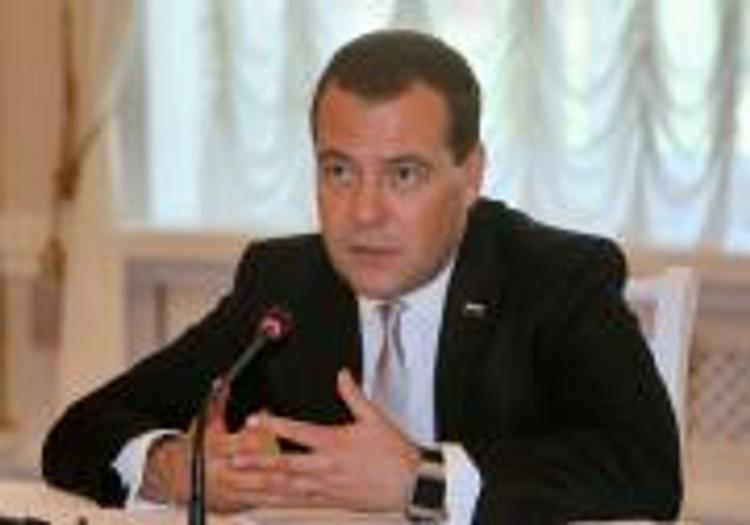 Медведев подписал постановление о создании 12 туристических кластеров