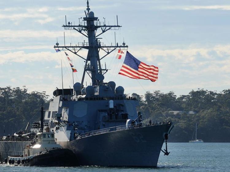 США боятся военного прогресса России и КНР и реорганизуют флот