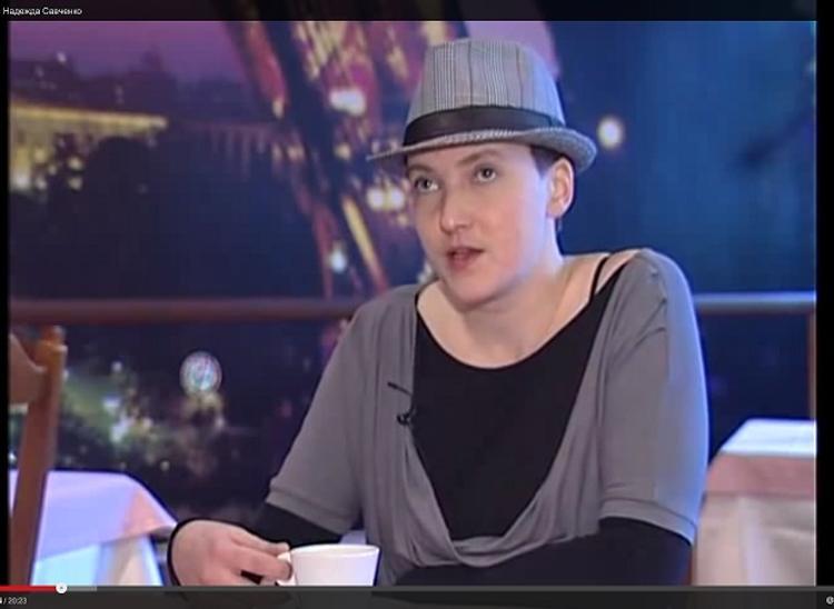 Несколько жизней Надежды Савченко
