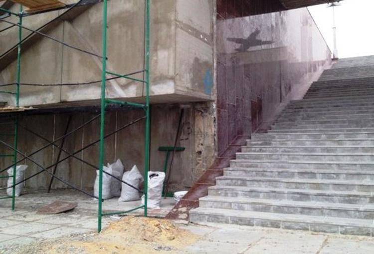 Музей-панорама «Сталинградская битва» пострадал от рук вандалов