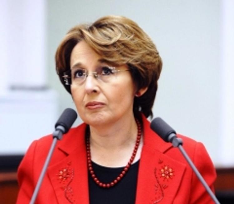 Оксана Дмитриева официально покинула «Справедливую Россию»