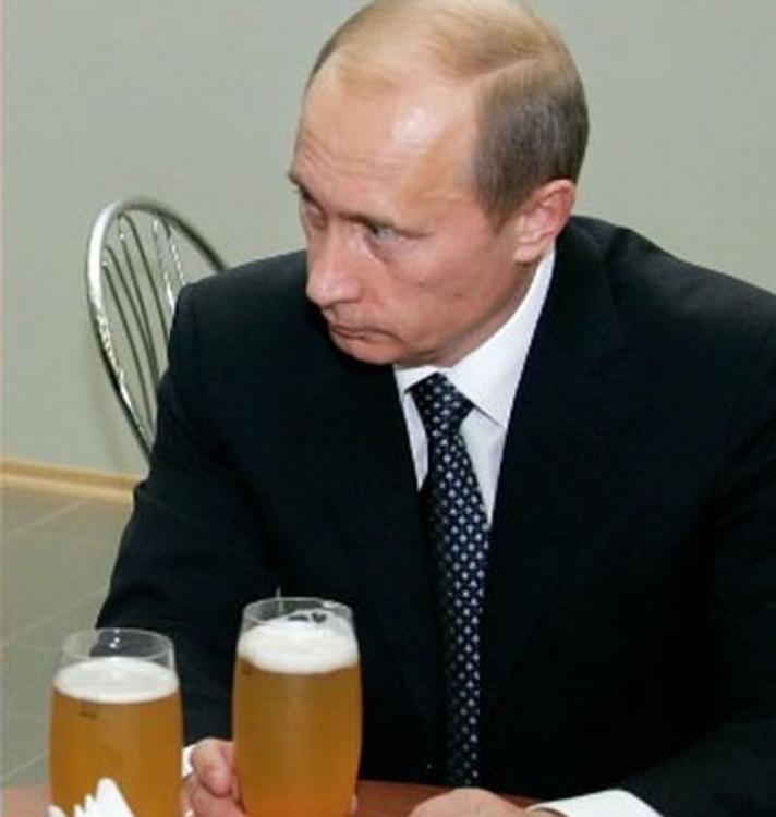 Владимир Путин рассказал, как чуть не сгорел в бане