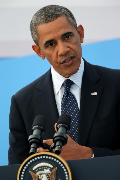 Обама: РФ и Украина должны соблюдать Минские договоренности