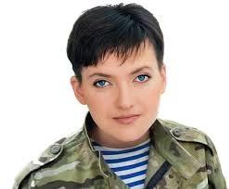 Надежда Савченко прибавила в весе