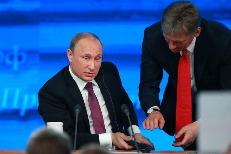 Позиция Путина по поводу Надежды Савченко остается неизменной