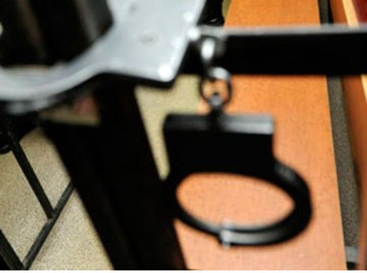 Уголовный розыск Приморского района Петербурга задержал бывшего полицейского