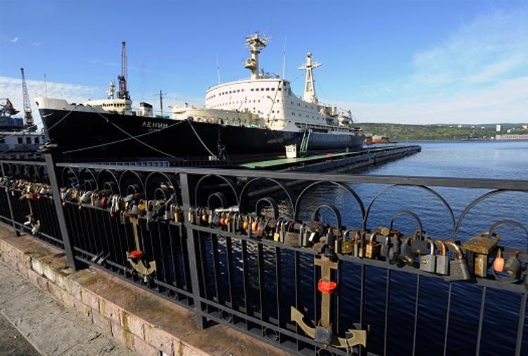 В Петербурге заложат серийный атомный ледокол для Арктики