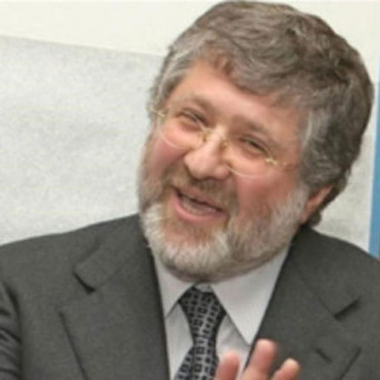 """Коломойский назвал министра экономики Украины """"обезьяной из Литвы"""""""