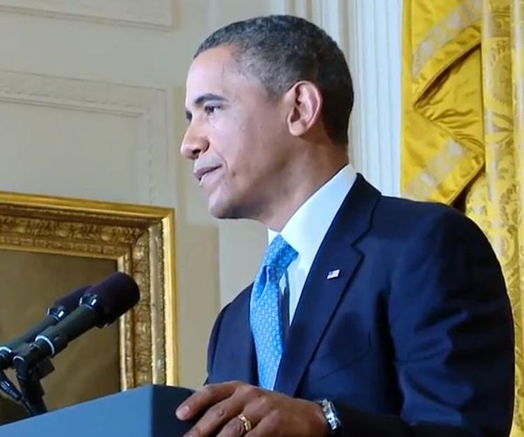 """Обама: экономика России """"в глубокой рецессии"""""""