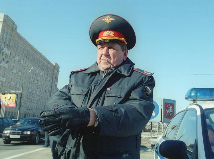 Путин подписал указ о сокращении штата сотрудников МВД