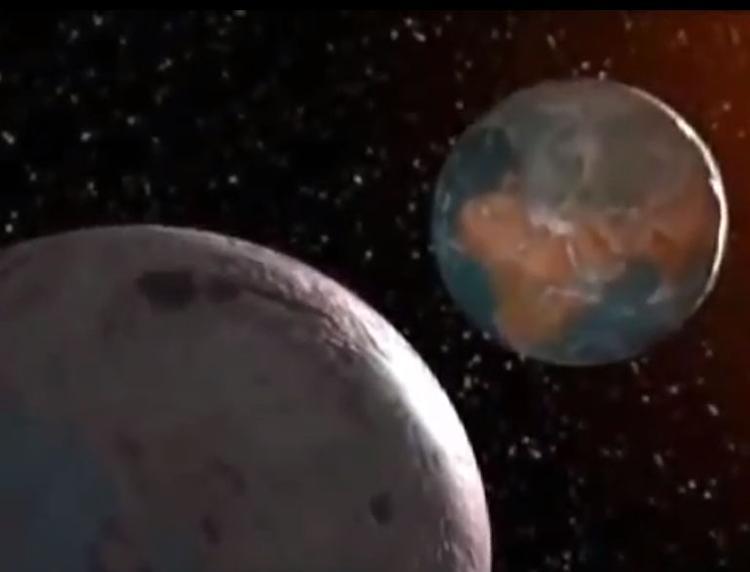 Опубликовано видео полета New Horizons над Плутоном