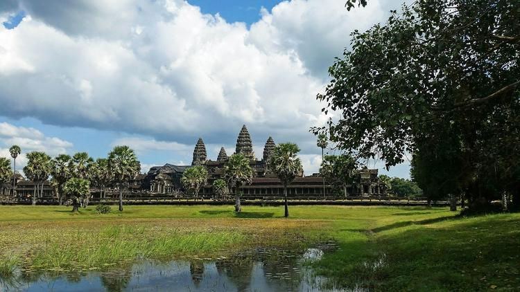 В Камбодже нашли убитым туриста из России