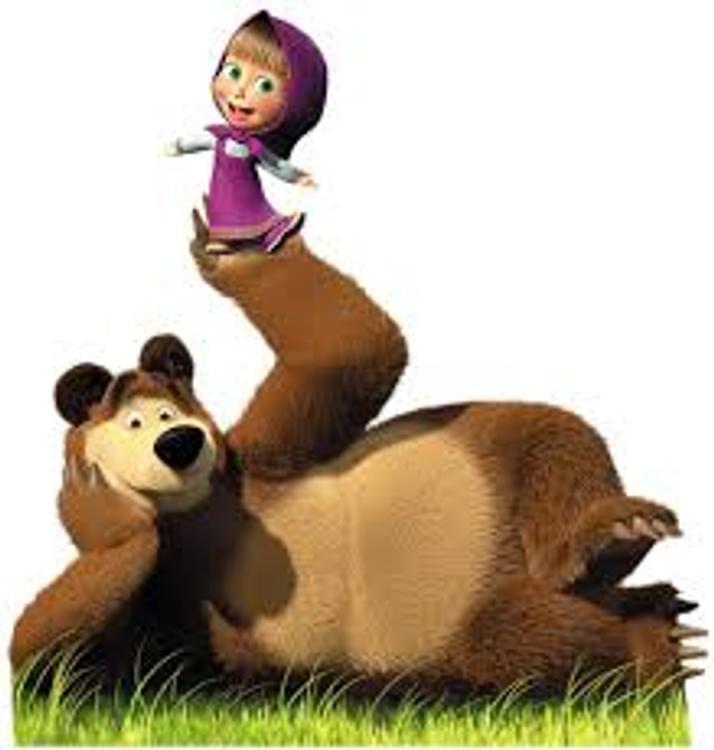 """Мультфильм """"Маша и Медведь"""" стал классикой мультипликации"""