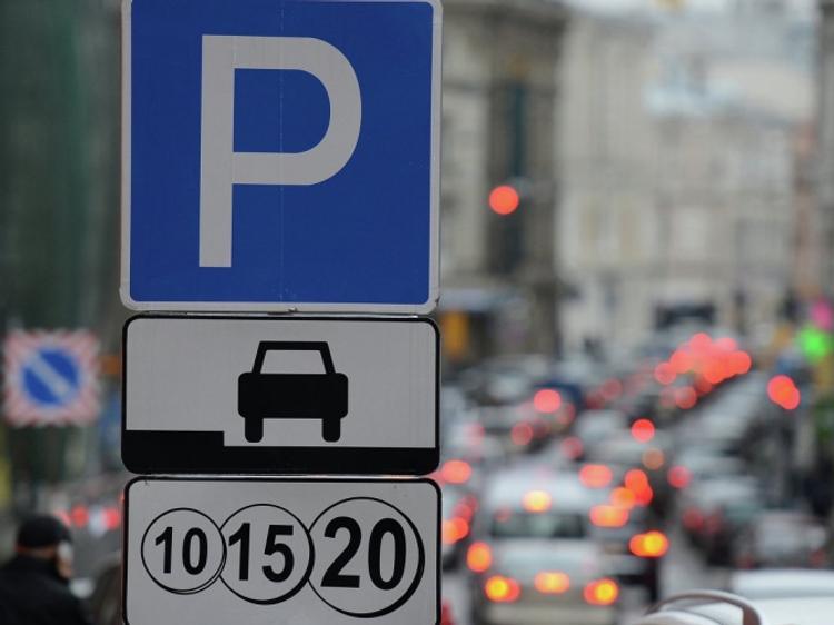В Москве опять недосчитались парковок