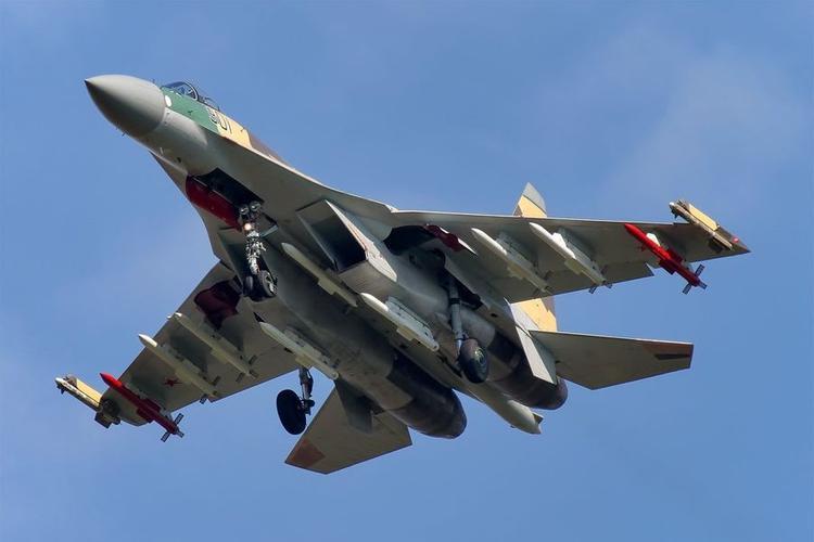 На МАКС будет подписан контракт на поставку 48 истребителей Cу-35