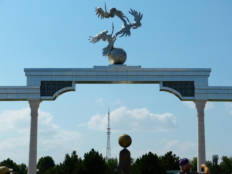 В Ташкенте прогремел мощный взрыв