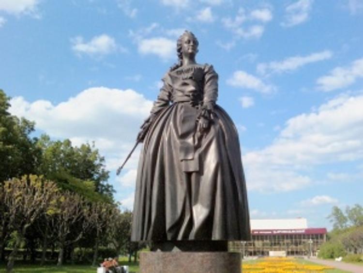 В центре Симферополя «вырастет» Екатерина II