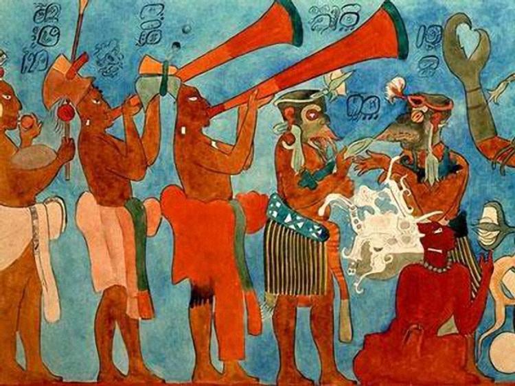 Цивилизация майя могла повлиять на изменение климата