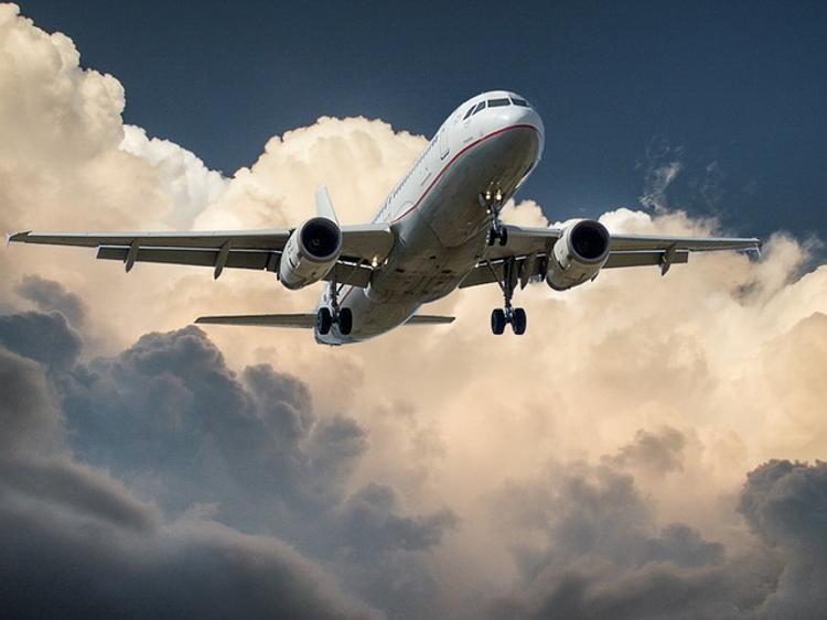 В горящем самолете в Лас-Вегасе пострадали 14 человек