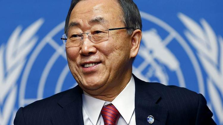 Пан Ги Мун: решение о судьбе Асада должны принимать сирийцы